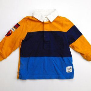 Tommy Hilfiger Boys 18 Months Rugby Polo Shirt
